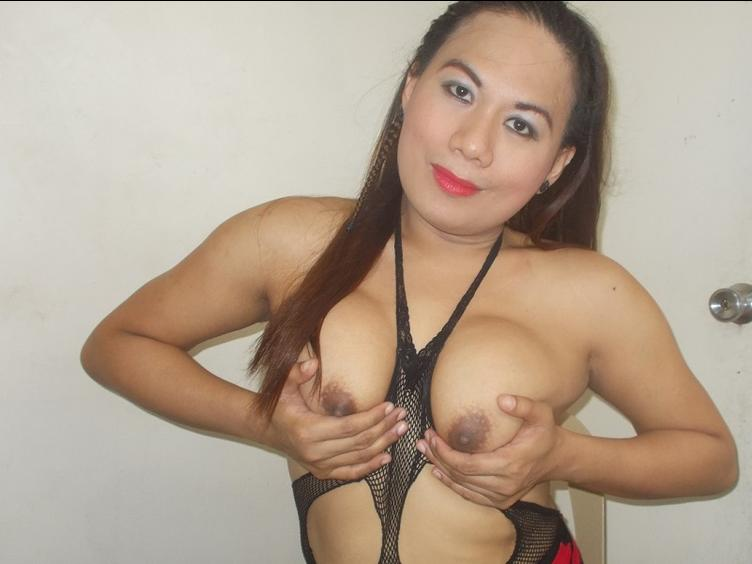I`m a really, hot shemale - with nice: big boobs, a big butt and a naughty mind. Let`s play in my private room - and enjoy it all - together.